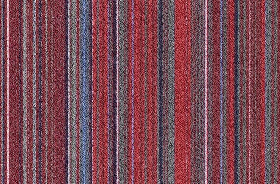 Joy Carpets Parallel Carpet Tile - Nitrogen