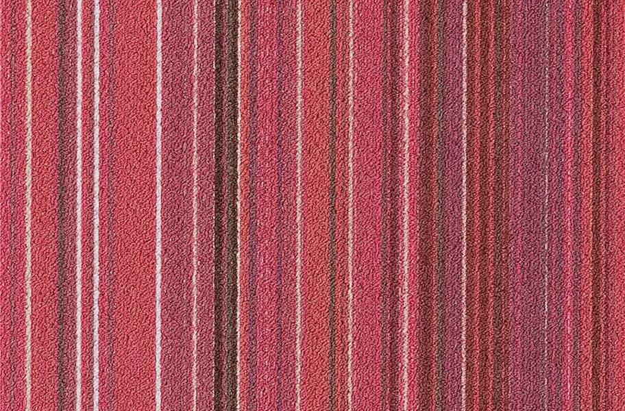 Joy Carpets Parallel Carpet Tile - Tick Tock