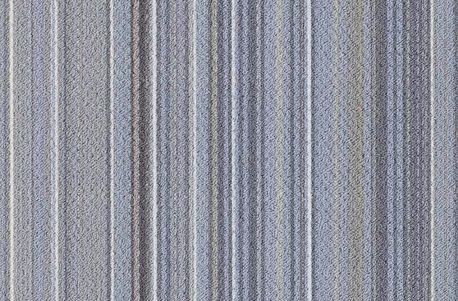 Joy Carpets Parallel Carpet Tile - Isotope