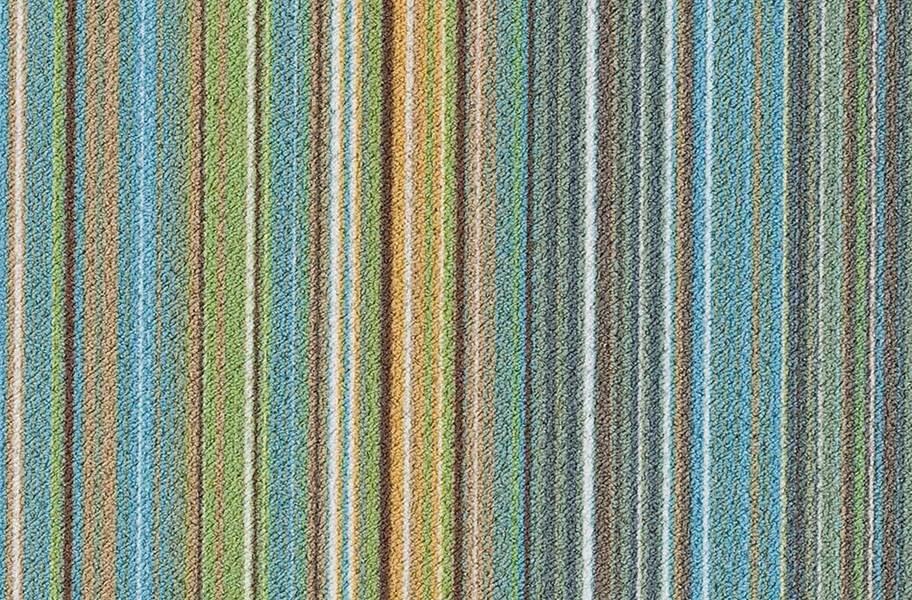 Joy Carpets Parallel Carpet Tile - Compound