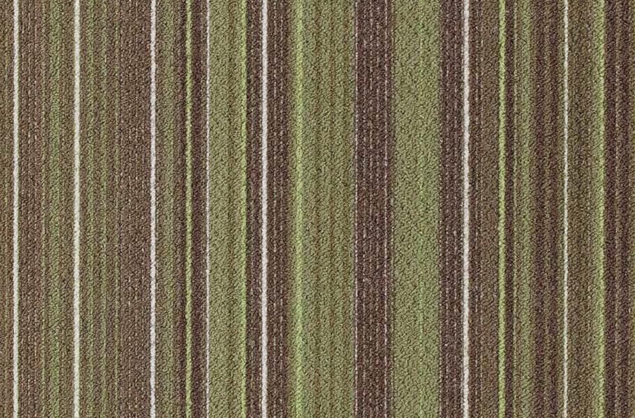 Joy Carpets Parallel Carpet Tile - World Record