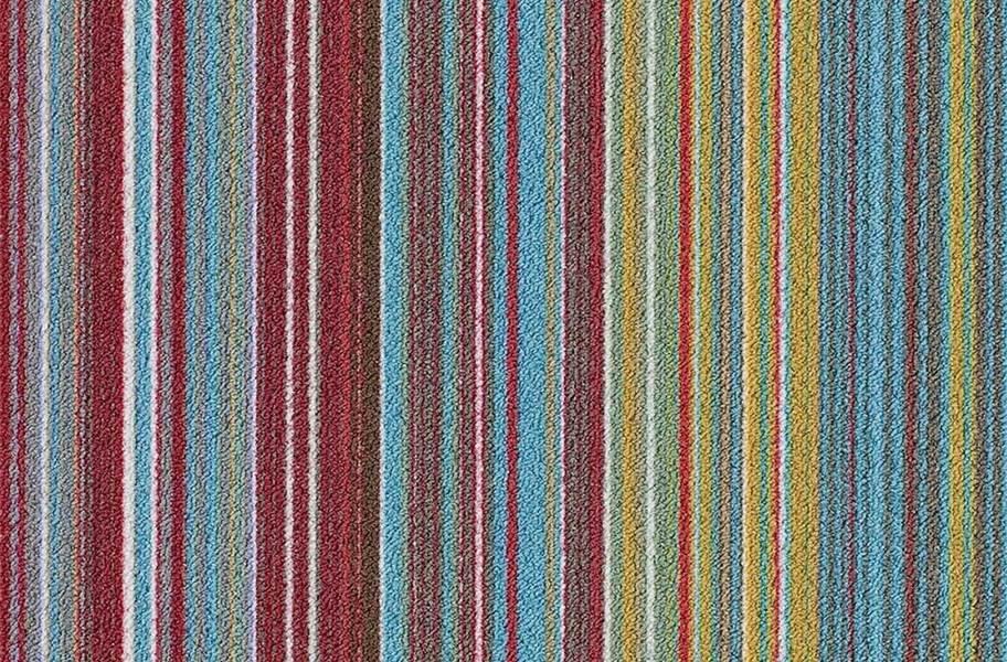Joy Carpets Parallel Carpet Tile - Temperature