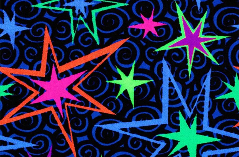 Joy Carpets Neon Lights Big Bang Tile
