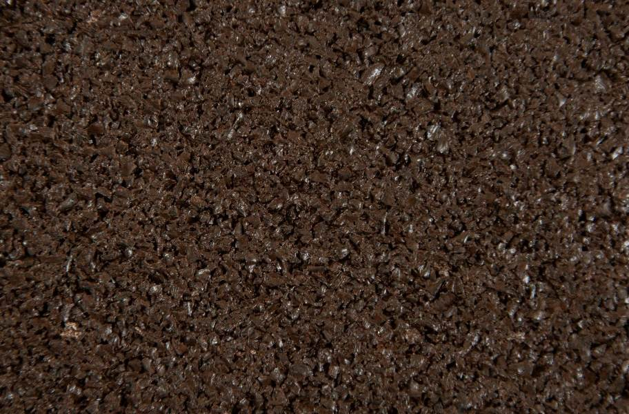 Flagstone Rubber Pavers - Brown