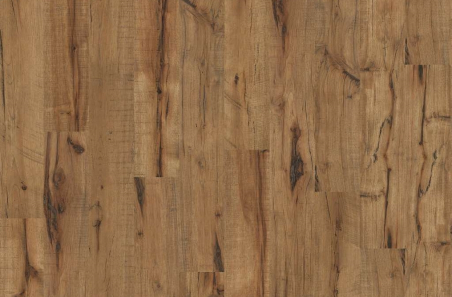 12mm Shaw Timberline Laminate Flooring - Corduroy Road Hickory
