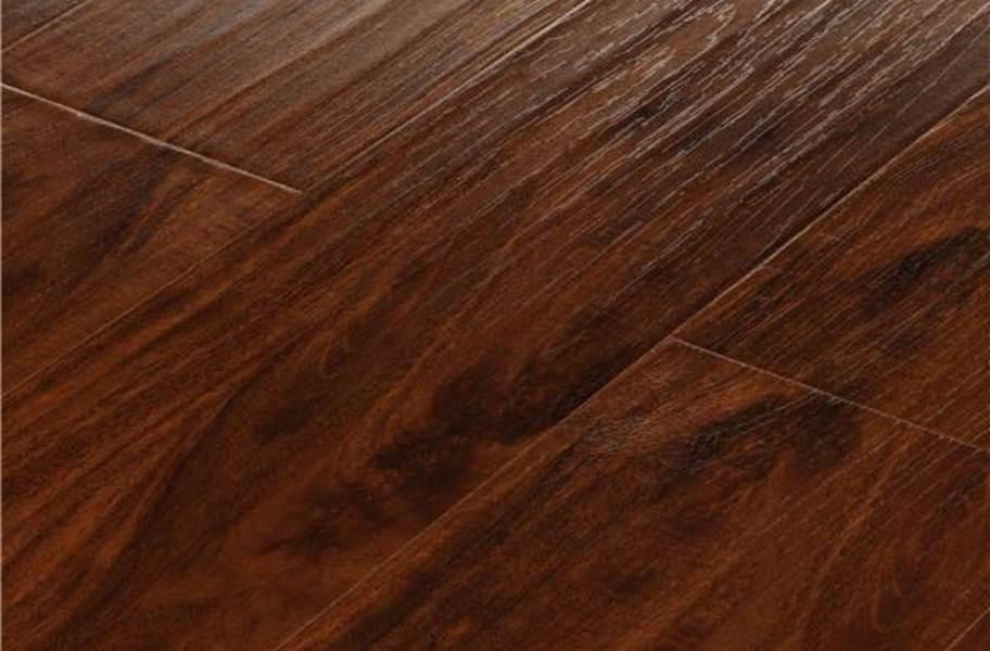 12mm Mega Clic Baroque Laminate Flooring - Wild Acacia