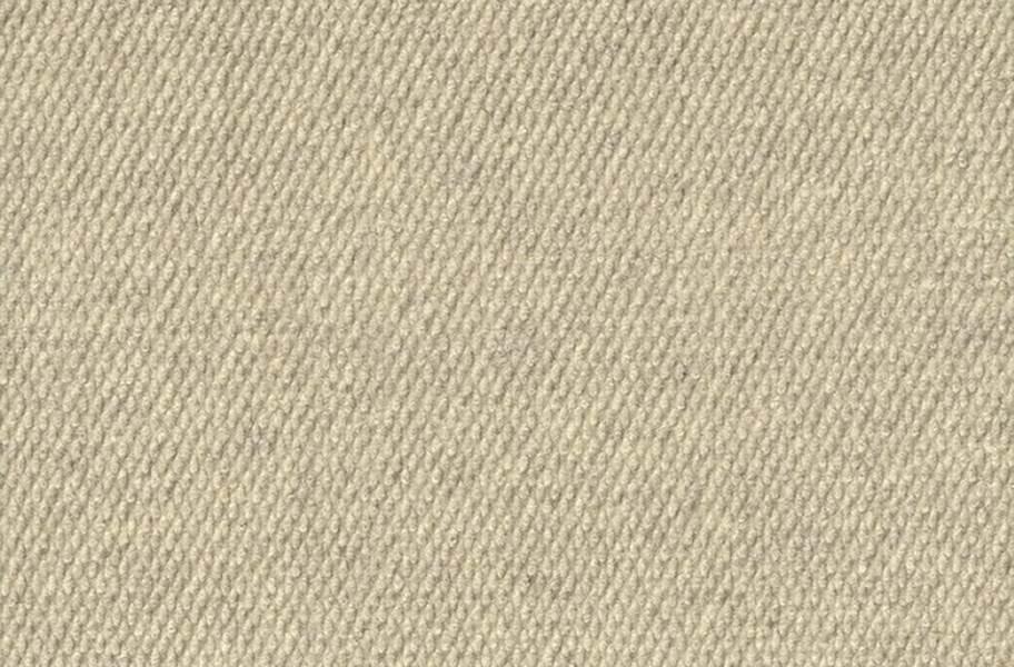 Hobnail Extreme Carpet Tile - Ivory