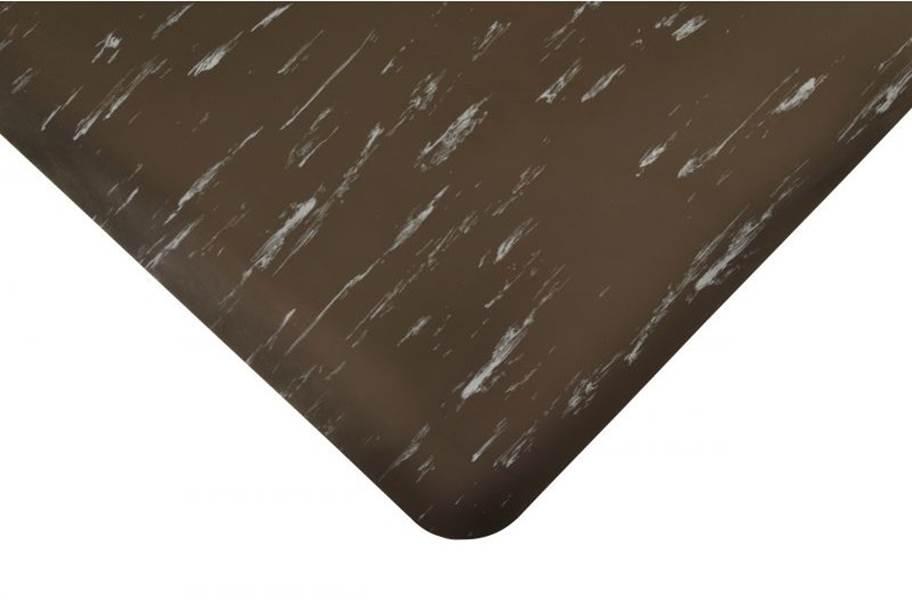 Marble Sof-Tyle Grande Anti-Fatigue Mat - Custom - Black