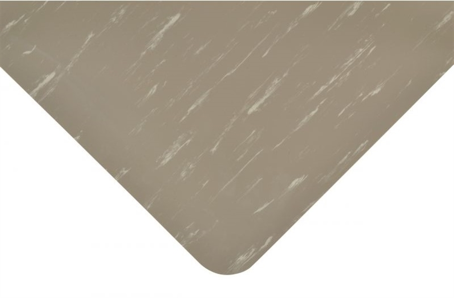 Marble Sof-Tyle Grande Anti-Fatigue Mat - Custom - Grey