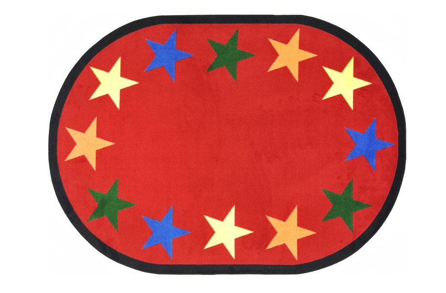 Joy Carpets Star Space Kids Rug