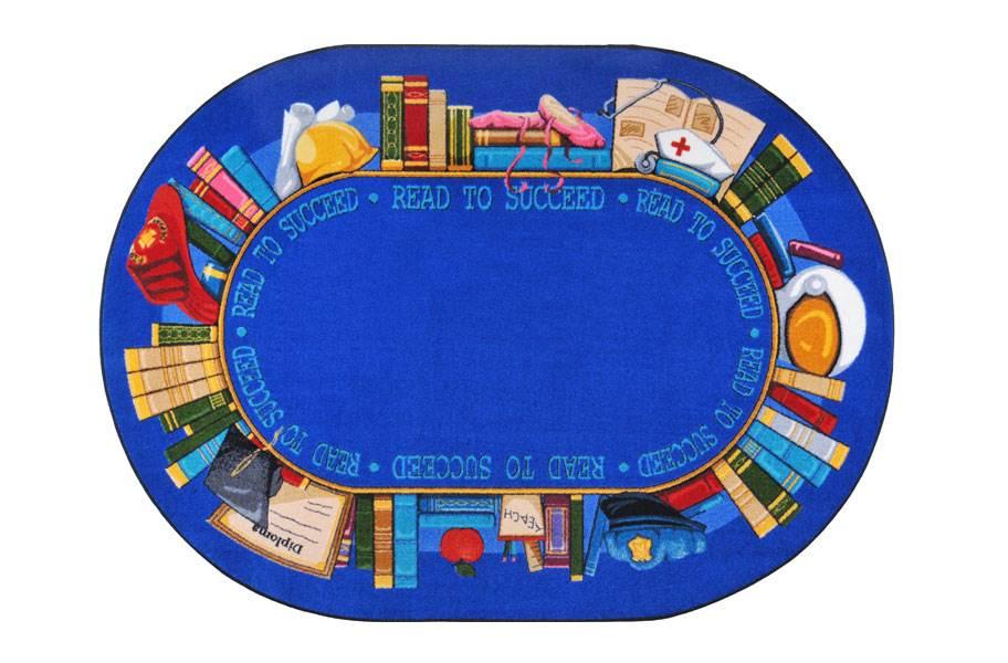 Joy Carpets Read to Succeed Kids Rug