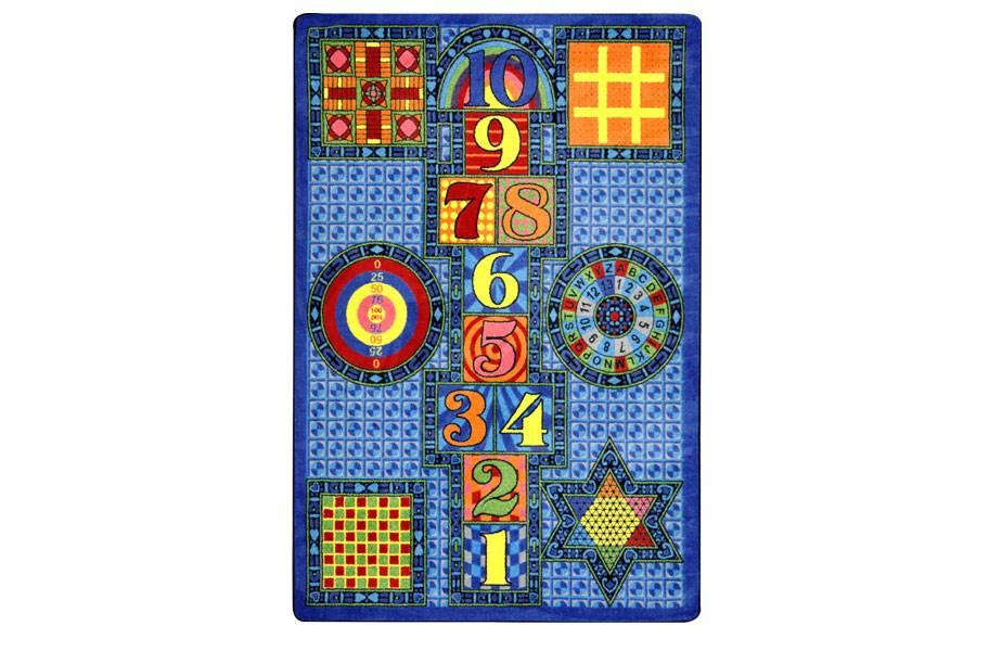 Joy Carpets Joy Games Kids Rug
