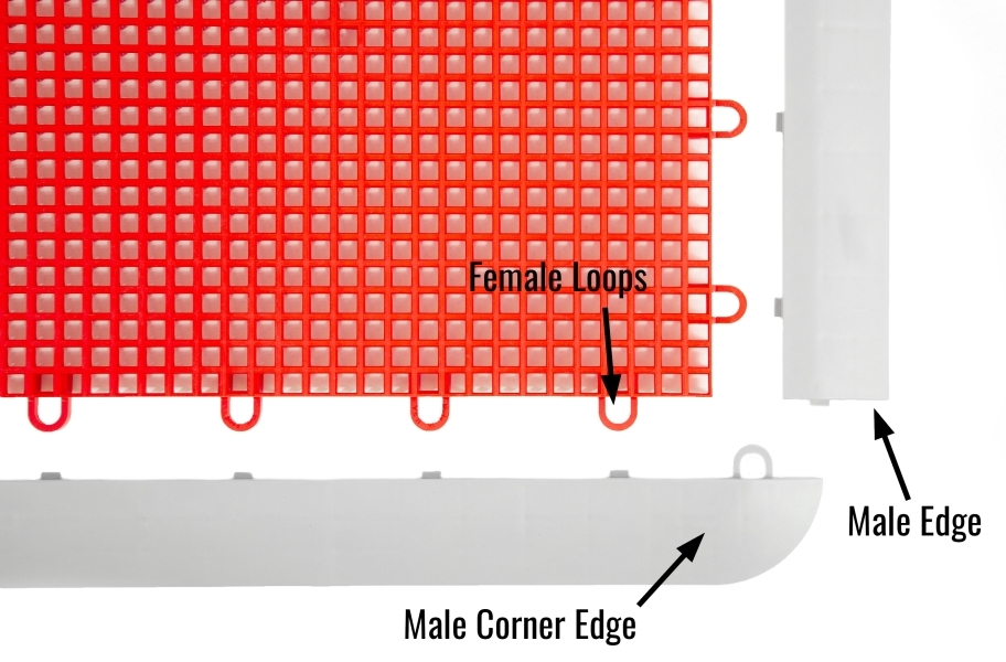 Outdoor Sport Male Edges