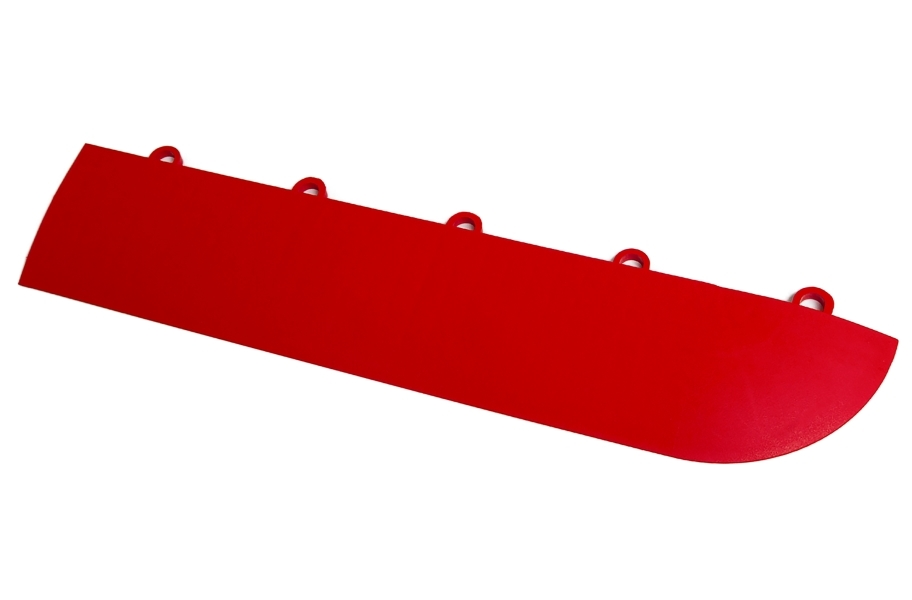 HotShot Female Corner Edges - Bright Red