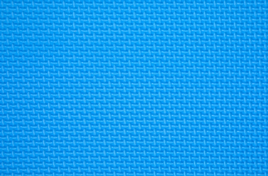 Rainbow Play Mats - Blue