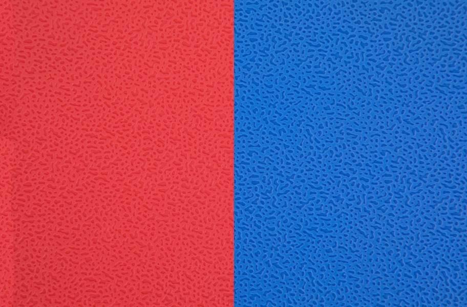 "1"" MMA Mats - Red/Royal Blue"