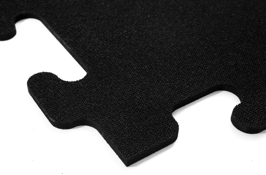 "1/2"" Mega-Lock Rubber Tiles - Back"