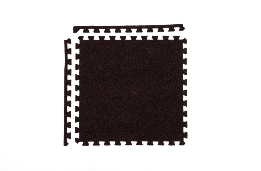 "5/8"" Eco-Soft Carpet Tiles"