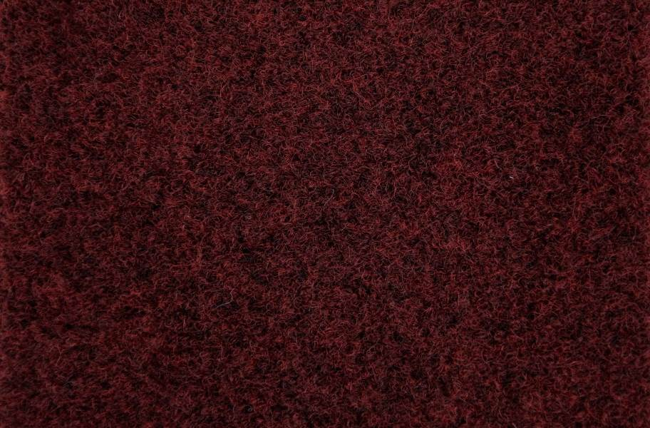 "5/8"" Eco-Soft Carpet Tiles - Burgundy"