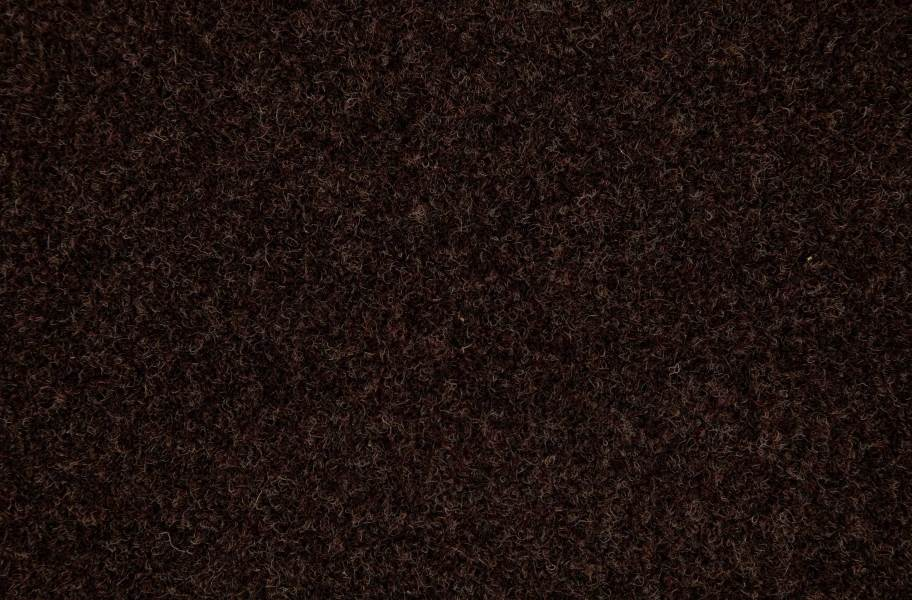 "5/8"" Eco-Soft Carpet Tiles - Brown"