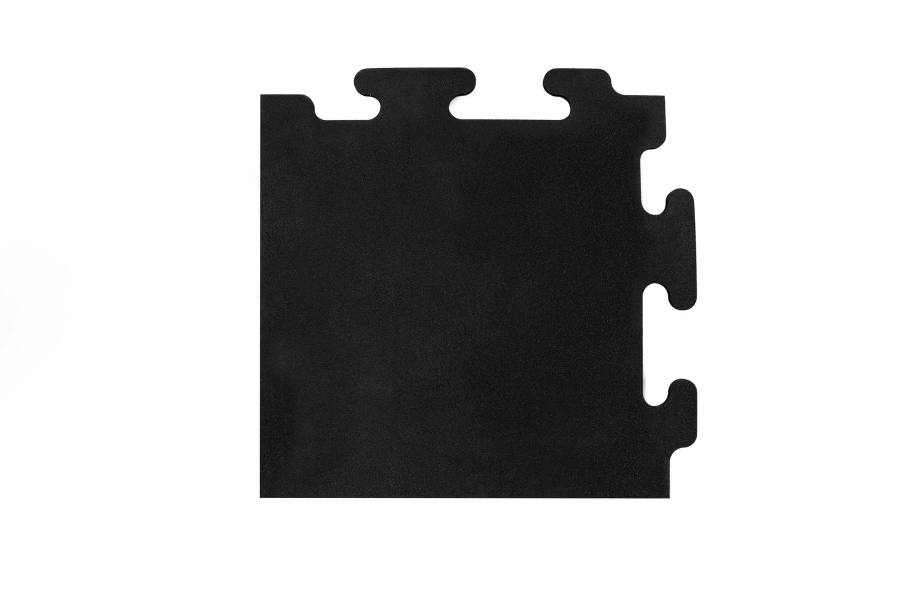 "3/4"" Extreme Rubber Tiles - Corner"