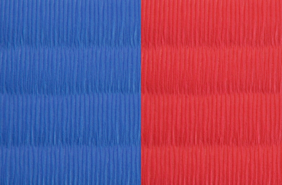 "7/8"" Tatami Tiles - Blue/Red"