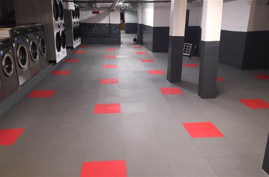 7mm Smooth Flex Tiles