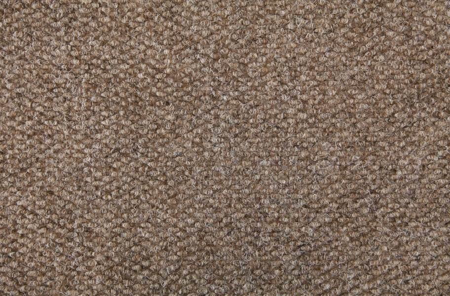 Crete II Carpet Tile - Brown Sugar