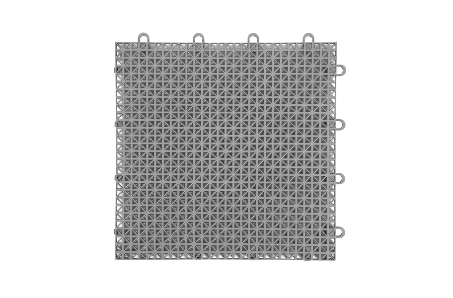 Designer Grip-Loc Tiles - Grey