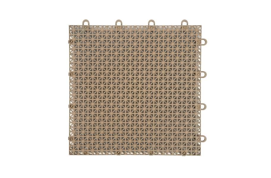 Designer Grip-Loc Tiles - Beige
