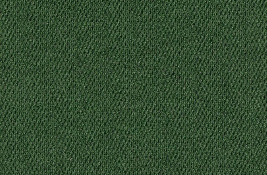 Hobnail Extreme Carpet Tile - Heather Green