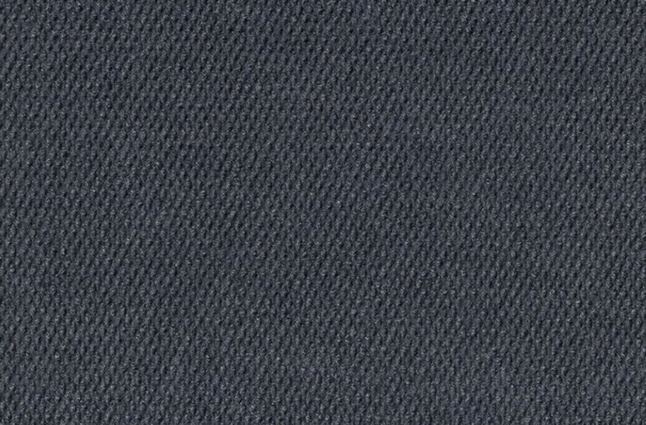 Hobnail Extreme Carpet Tile - Ocean Blue
