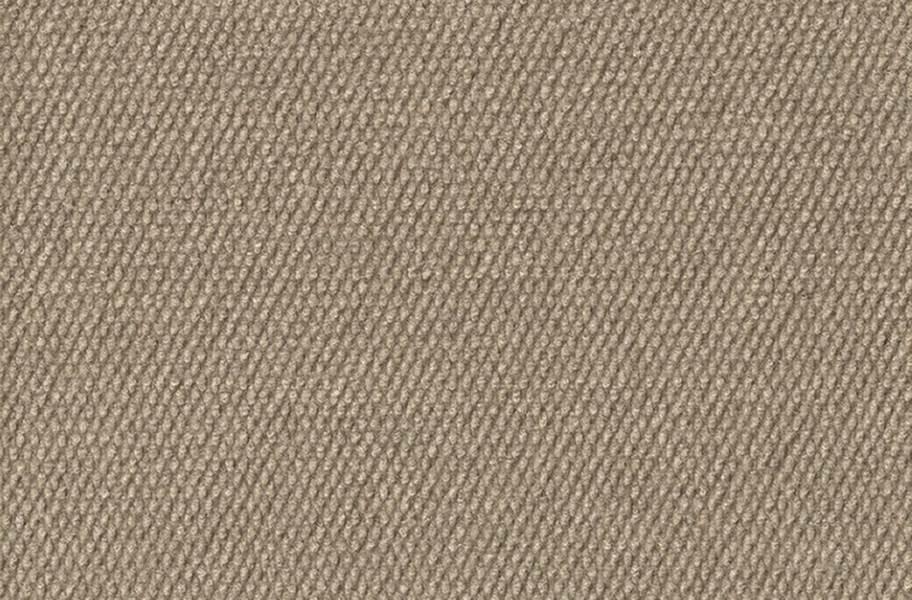 Hobnail Extreme Carpet Tile - Taupe