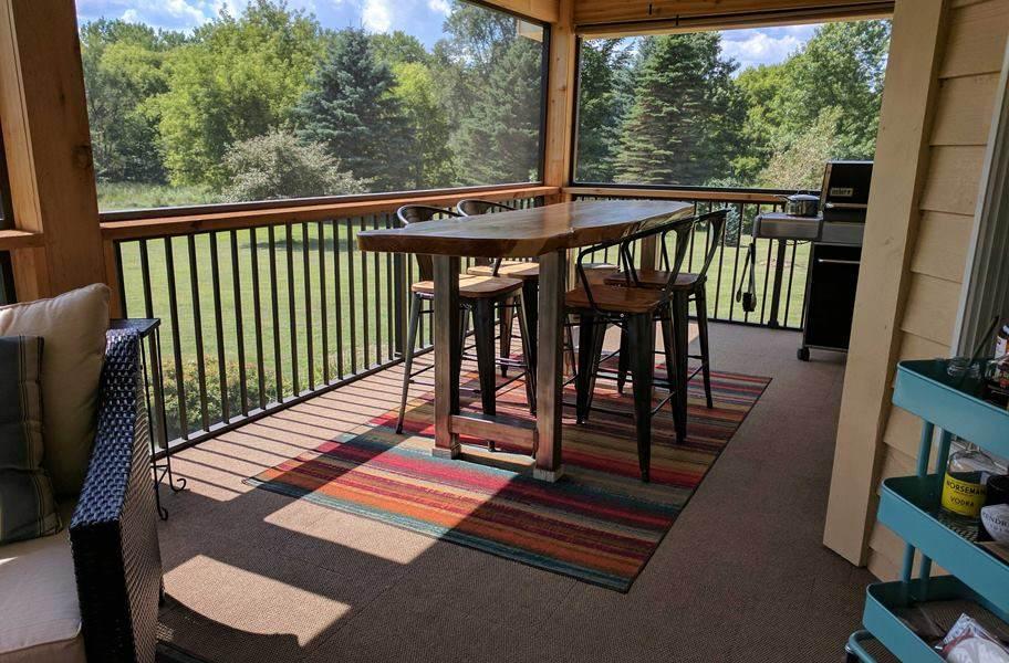 Hobnail Extreme Carpet Tile