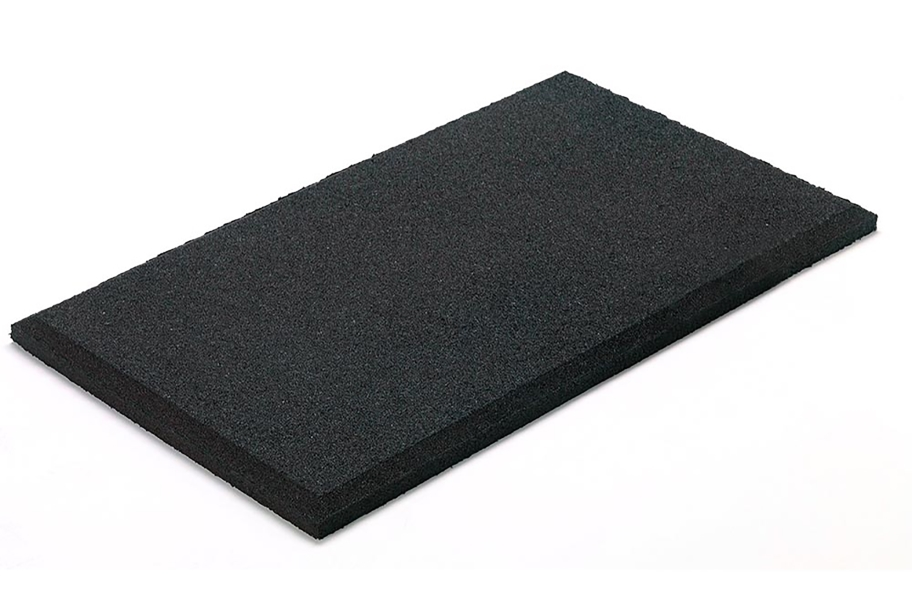 Playground Swing Mats - Black