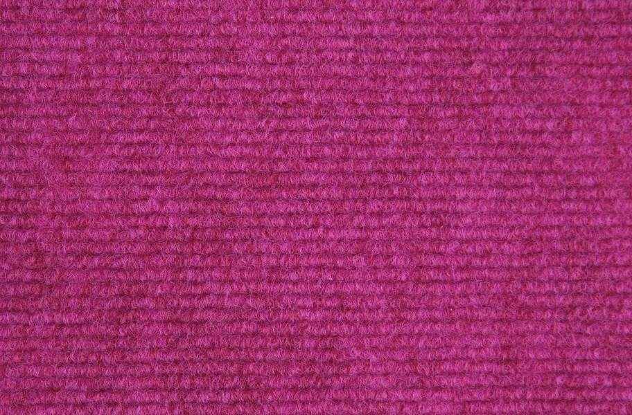 Ribbed Carpet Tile - Quick Ship - Purple