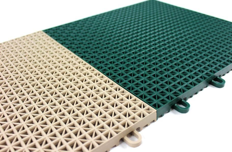 Rugged Grip-Loc Tiles