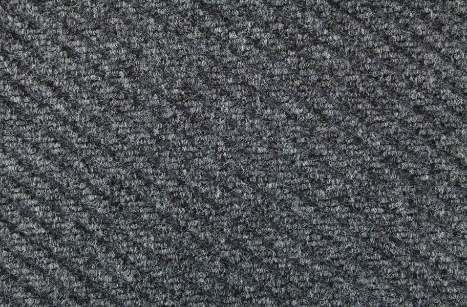 Triton Plus Carpet Tile - Mid Grey