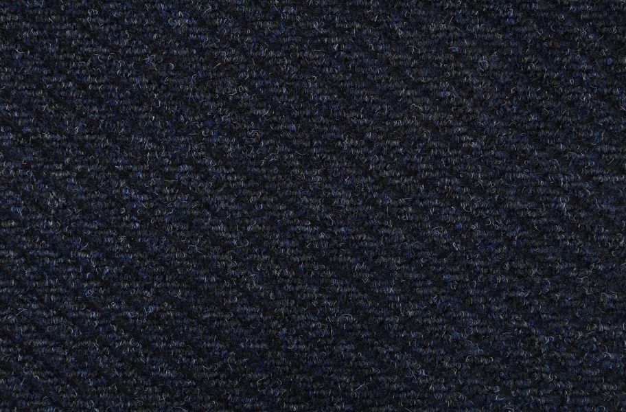 Triton Plus Carpet Tile - Indigo Blue