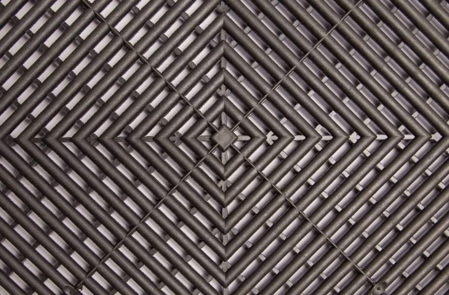 Ribtrax Tiles - Jet Black