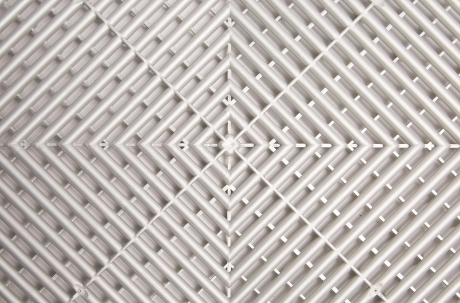 Ribtrax Tiles - Pearl Silver