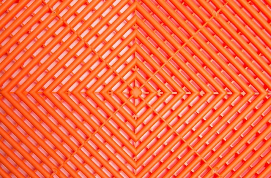 Ribtrax Tiles - Tropical Orange
