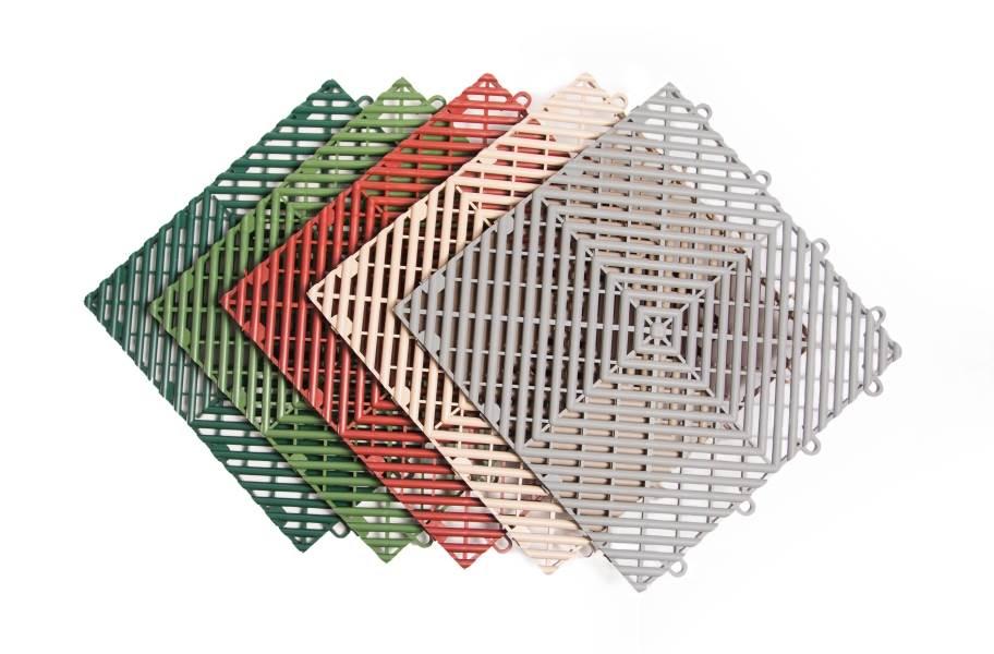 VentedGrip-Loc Tiles - VentedGrip-Loc Tiles