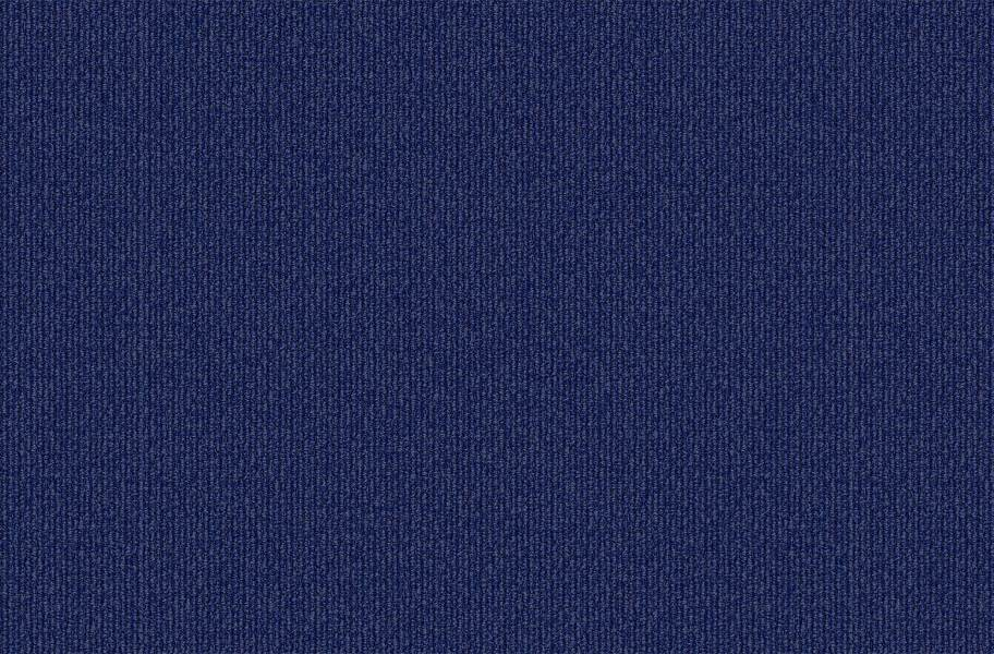 The Brights Carpet Tile - Mood Indigo