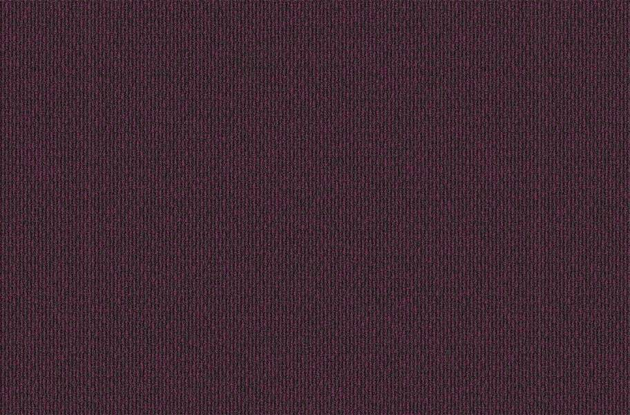 EF Contract The Brights Carpet Tile - Vivid Violet
