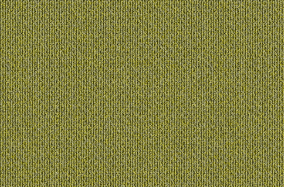 The Brights Carpet Tile - Lime Light