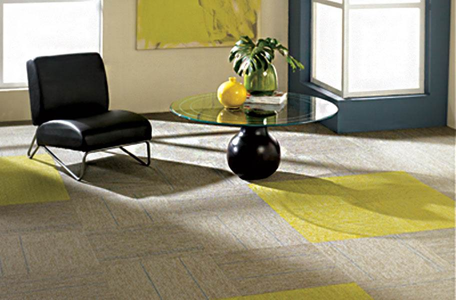 EF Contract The Brights Carpet Tile