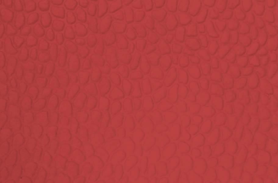 Virgin Pebble Tiles - Terra Cotta