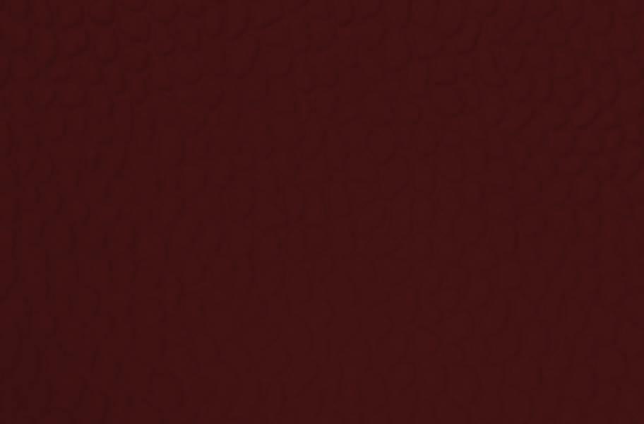 Virgin Pebble Tiles - Burgundy