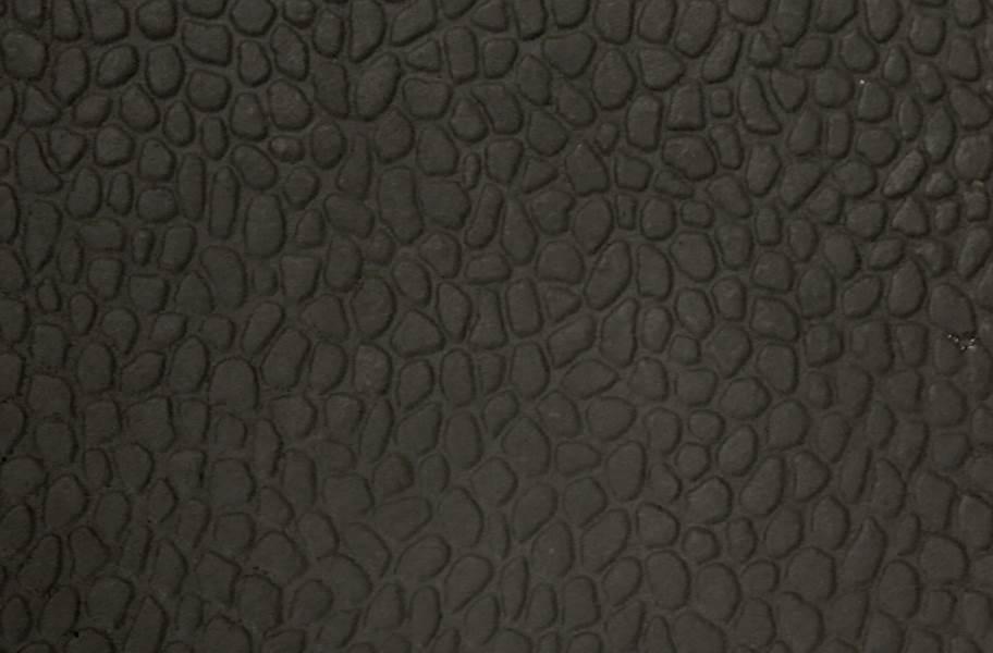 Virgin Pebble Tiles - Virgin Black